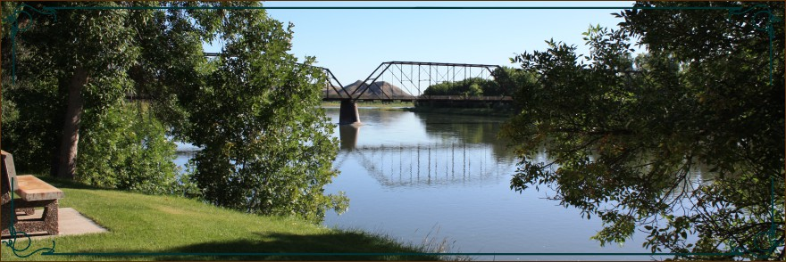 Touring historic Fort Benton