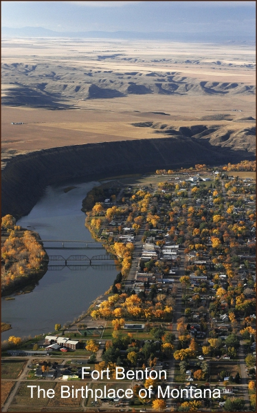 Discover Fort Benton The Birthplace of Montana